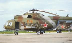 Mi8 Hellicopter msh5