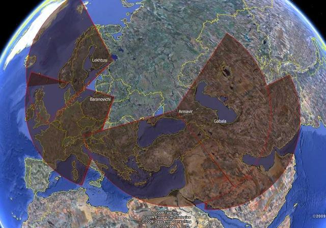 Sistemul radar al Federatiei Ruse, obiectiv strategic al regimului Putin