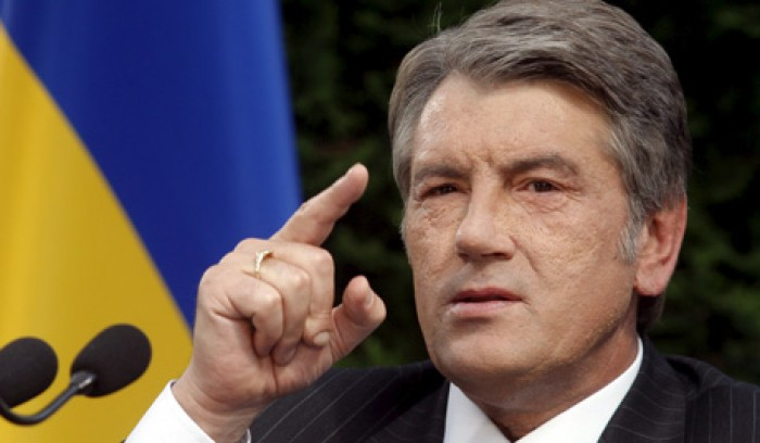 Viktor Iuscenko, alungat din propriul partid