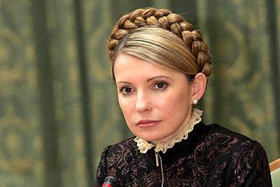 Iulia Timosenko, simbol al opozitiei ucrainene