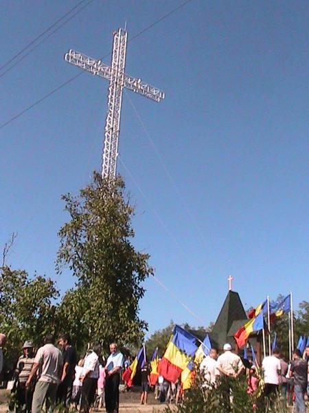 Crucea Mantuirii Neamului Nisporeni fm3