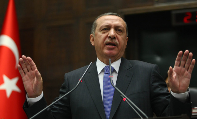 Erdogan dm2