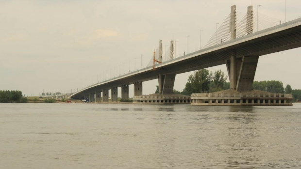 New Europe Bridge, simbol al colaborarii romano-bulgare