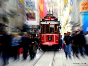 Taksim Tram Istanbul ii