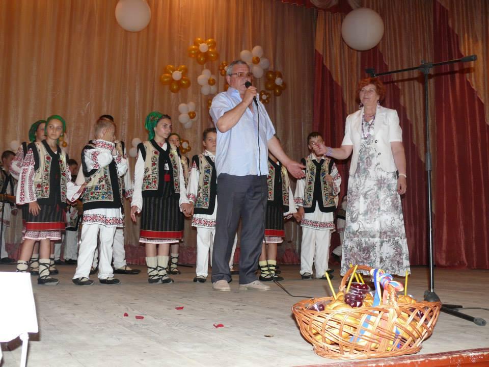 Spectacol al Astra in localitatea Erdek-Burnu