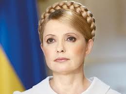 Iulia Timosenko, piatra de incercare a UE