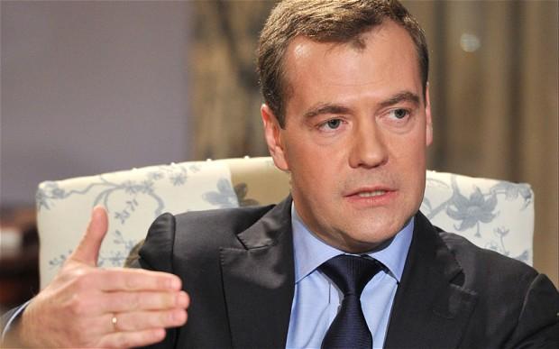 Dmitrii Medvedev ameninta Ucraina