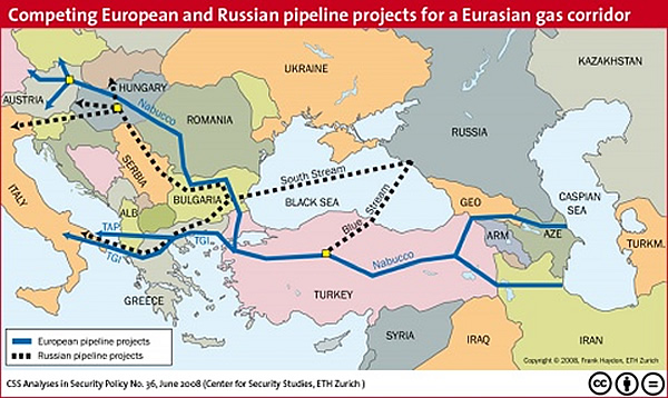 pipe_line- Nabucco TAP dm3