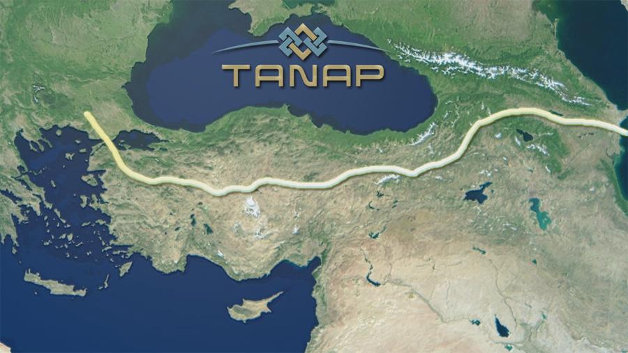 "TANAP, ""off-limits"" pentru Ucraina"
