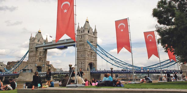 turkey-in-london