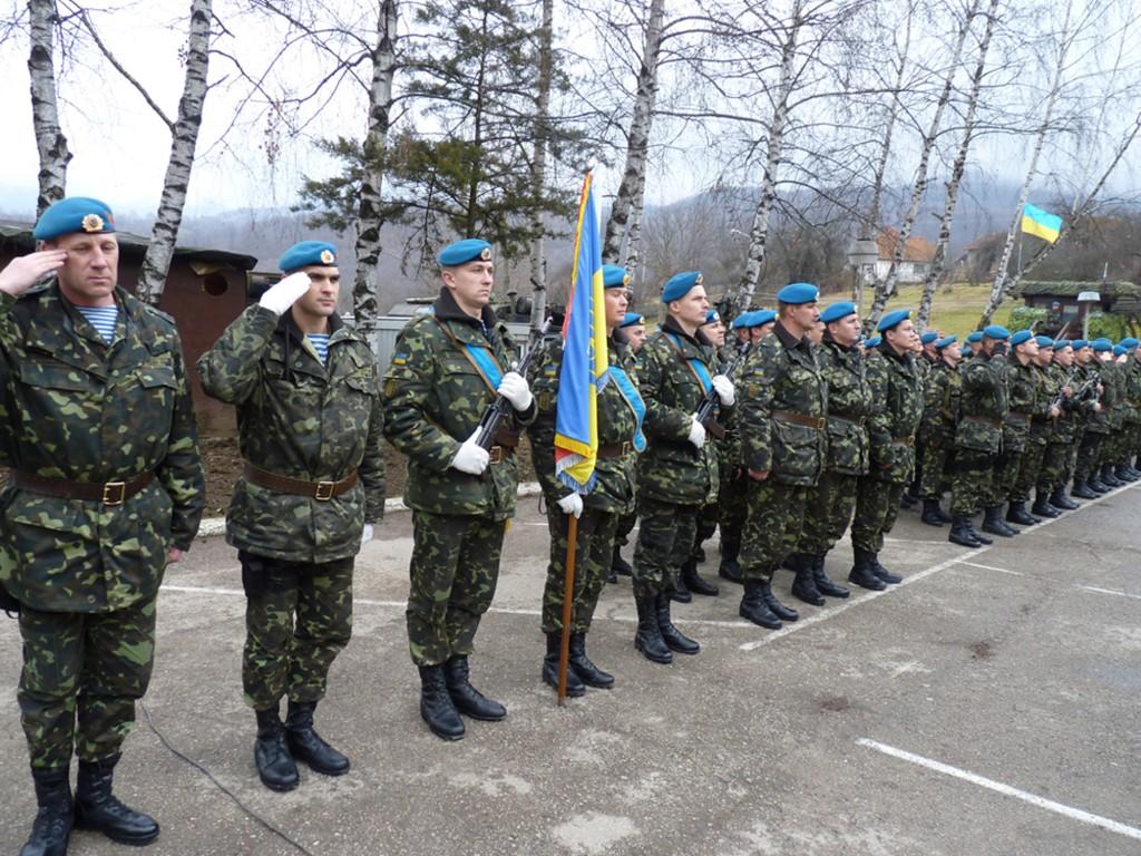 Armata ucraineana, injumatatita de reforma