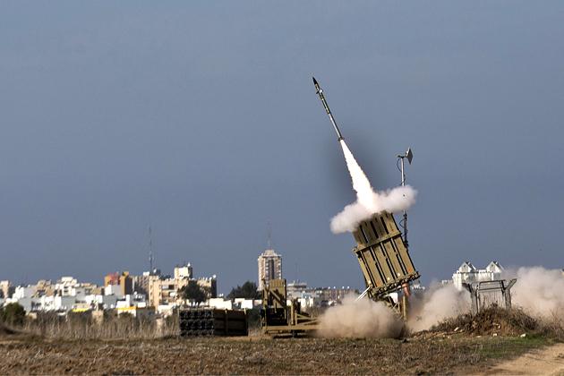 Iron Dome, proiect strategic al armatei israeliene