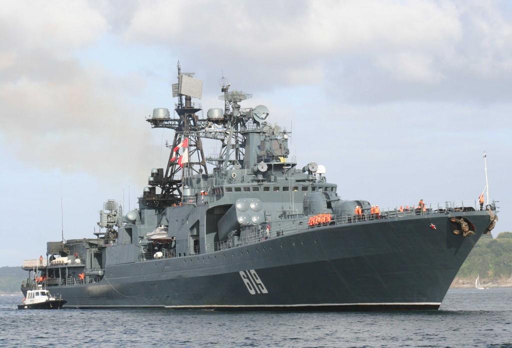 Flota militara ucraineana, motiv de disputa politica la Kiev