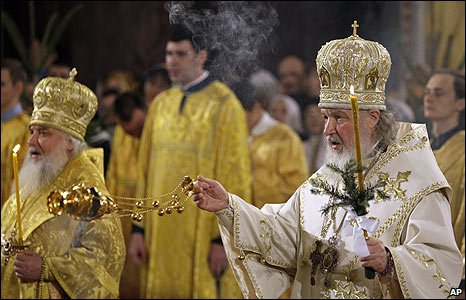 Biserica Ortodoxa Rusa, acuzata ca doreste anexarea religioasa a Ucrainei