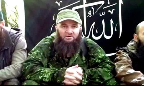 Liderul gherilelor cecene, Doku Umarov