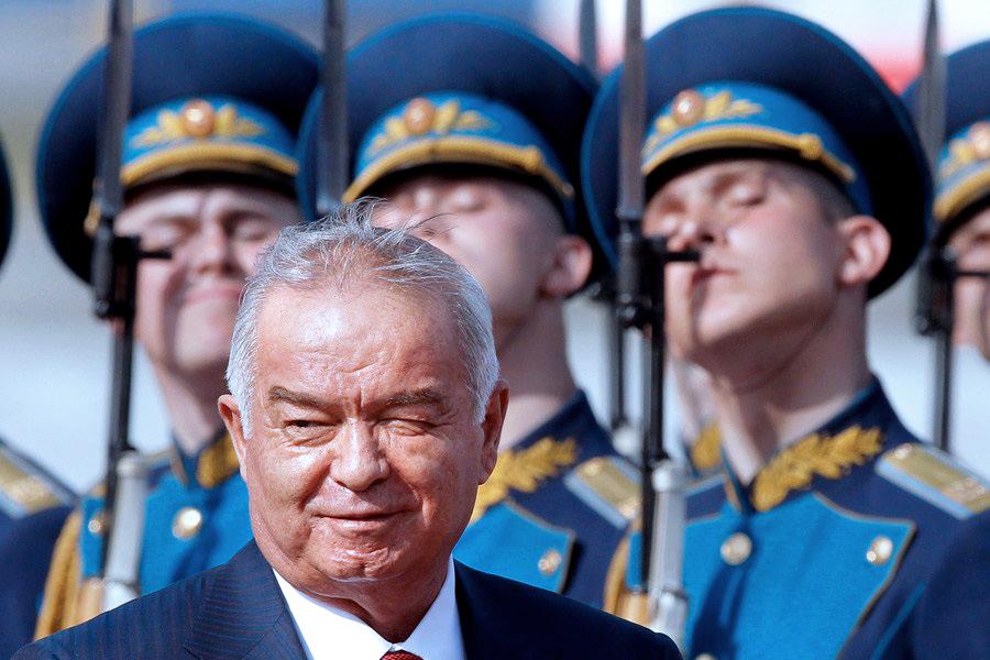 Mostenirea liderului uzbec, Islam Karimov, poate arunca Uzbekistan-ul intr-un razboi civil