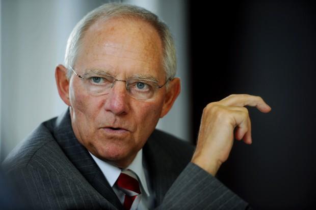 Ministrul german de finante, Wolfgang Schaeuble, lanseaza o noua cruciada electorala impotriva Turciei