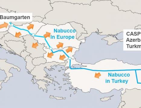 Visul Nabucco, ingropat de realitatea geopolitica