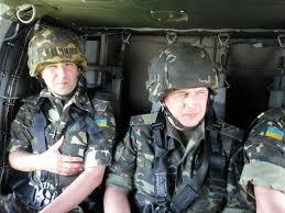 Armata ucraineana, pregatita de aplicatii