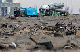 Cosmodromul Baikonur, afectat de catastrofa