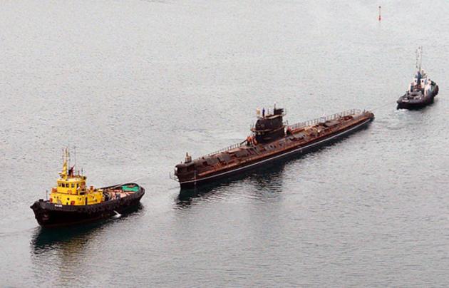 "Submarinul ""Zaporojie"", mandria Flotei Militare a Ucrainei"