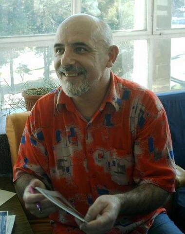 Omul de cultura Vadim Bacinschi, unul dintre cei mai importanti  reprezentanti ai minoritatii romane din regiunea Odessa