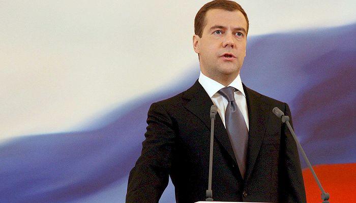 Premierul rus, Dmitrii Medvedev, nu accepta integrarea euroatlantica a Ucrainei si Georgiei