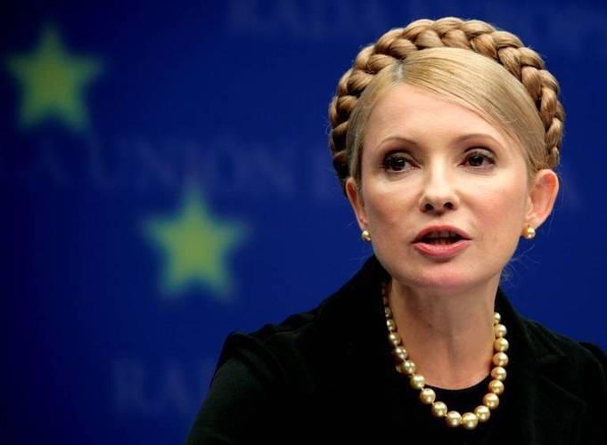 Iulia Timosenko ramane speranta opozitiei ucrainene pentru castigarea urmatoarelor alegeri parlamentare