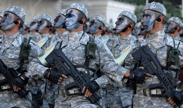 Armata azera, pregatita de un nou razboi cu Armenia