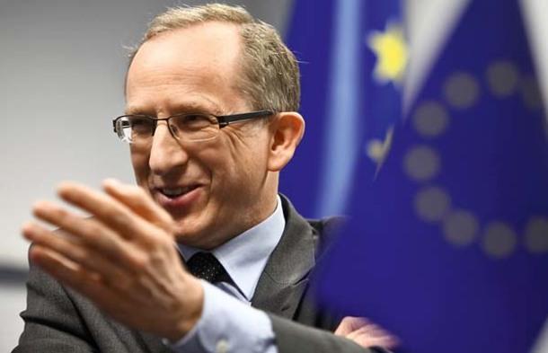 Ambasadorul Ucrainei la UE, Jan Tombinski