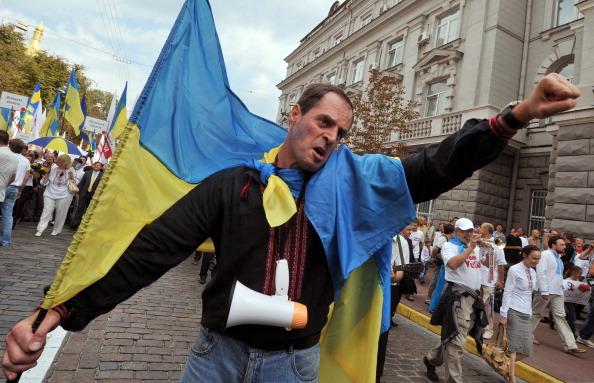 UKRAINE-POLITICS-OPPOSITION-DEMO-INDEPENDENCE