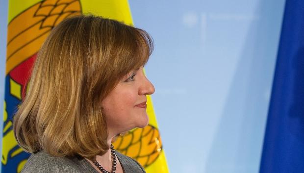 Ministerul de Externe al Republicii Moldova, Natalia Gherman