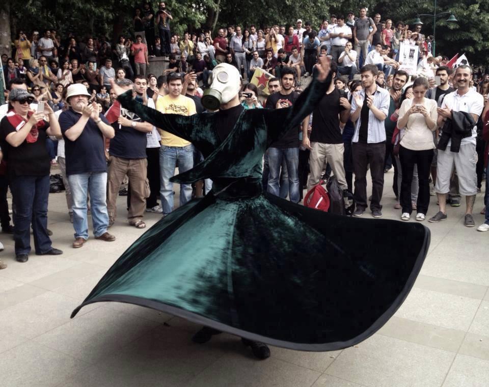 Protestatarii turci si-au infiintat partid politic