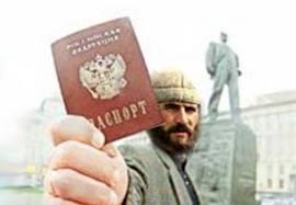 imigranti rusia Asia Centrala