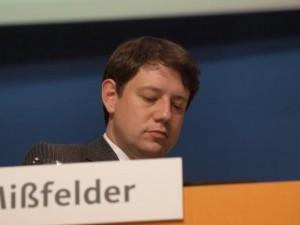 Presedintele organizatiei de tineret al Uniunii Crestin-Democrate (CDU) din Germania, Philipp Missfelder