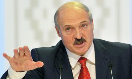 Liderul belarus, Alexandr Lukasenko, ramane persona nongrata pentru UE
