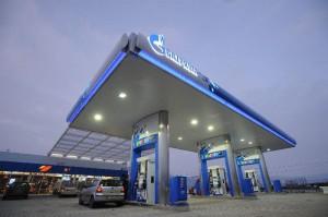 Numărul benzinăriilor Gazprom se extinde rapid în România