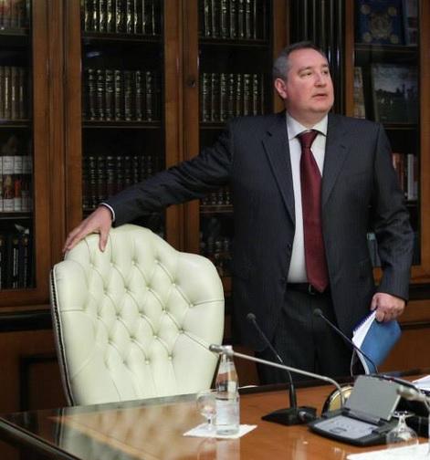 Rogozin ii pregateste lui Gusev un scaun gol la MoldovaGaz