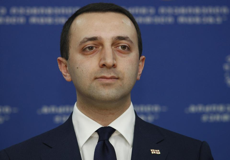 Noul premier georgian, Irakli Garibashvili, un apropiat al oligarhului Bidzina Ivanishvili