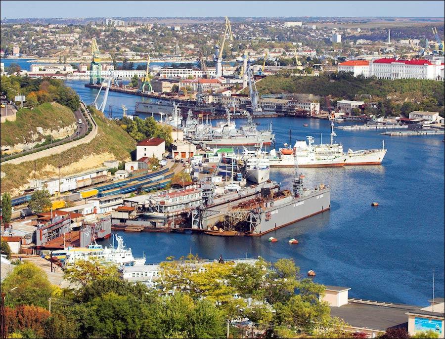 Statutul orasului Sevastopol, motiv de razboi politic in Rada Suprema de la Kiev
