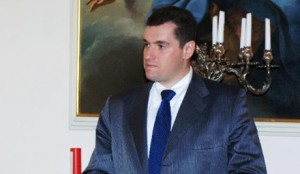 Presedintele comitetului Dumei de stat pentru probleme ale CSI, Leonid Sluțki
