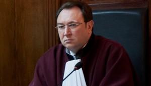 Președintele Curții Constituționale de la Chișinău, Alexandru Tănase