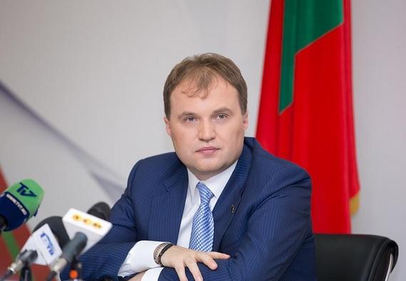 Liderul separatist, Evgheni Sevciuk