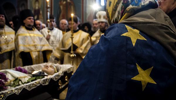 ukraine revolt