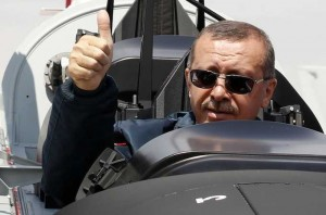 Premierul turc, Recep Erdogan