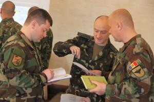 Ukr Ro military exercises