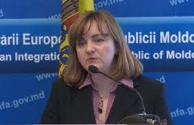 Ministrul de Externe al Republicii Moldova, Natalia Gherman