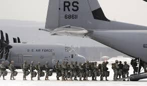 soldati americani Estonia am22