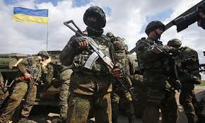 ukr army