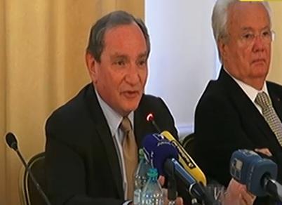 GEorge Friedman Chisinau FUMN